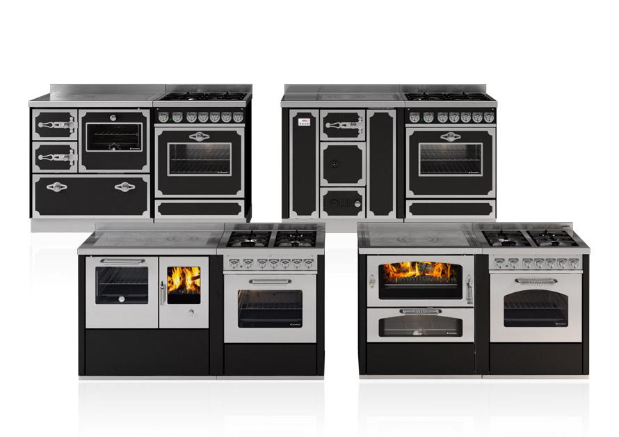 Cucine Combinate Legna Gas. Trendy Lofra Cucina Combinata ...