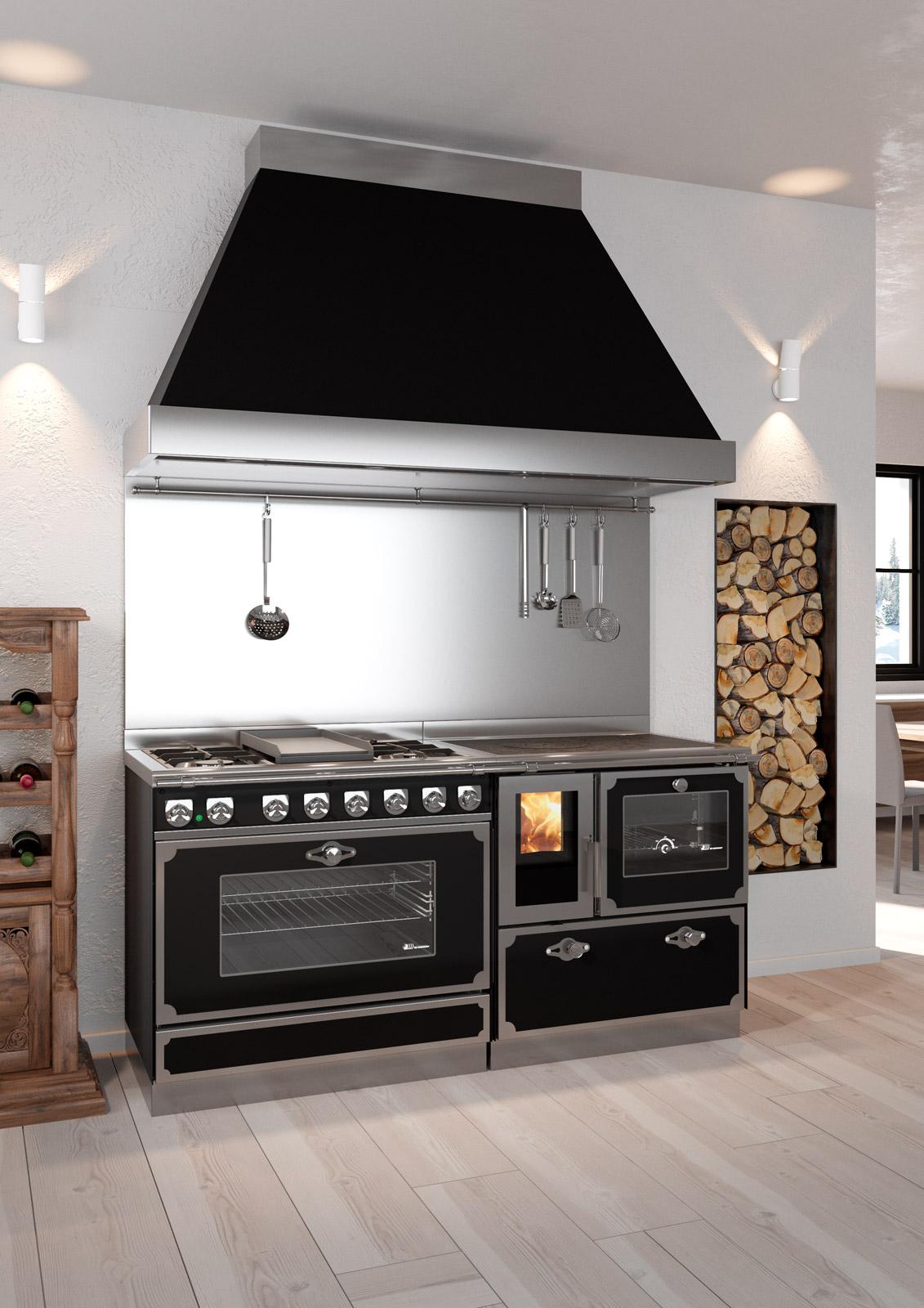 Cucine Combinate Gas Legna Prezzi. Cool Cucina Combinata Legna E Gas ...