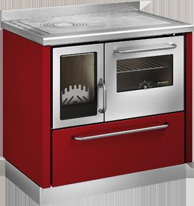 Cucine a legna termocucine e termostufe demanincor s p a - De manincor cucine ...