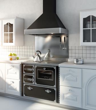 Cucine a Legna, Termocucine e Termostufe - DeManincor S.p.a.