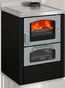 cucine a legna - demanincor - Cucine Moderne A Legna