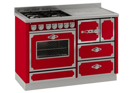 Rizzoli Cucine Personalizzate : Cucine a legna termocucine e termostufe demanincor s.p.a.