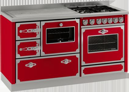 Beautiful Cucina Combinata Gas Legna Contemporary - Acomo.us ...