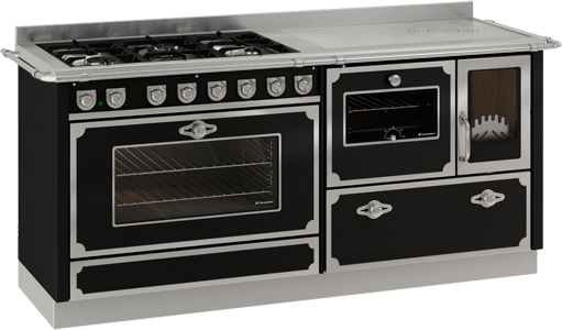 Awesome Cucine Combinate Legna Gas Images - Home Ideas - tyger.us