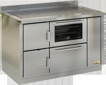 Cucine a Legna, Termocucine e Termostufe - DeManincor
