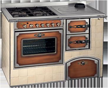 Monoblocco rustico demanincor s p a - Cucina economica elettrica ...