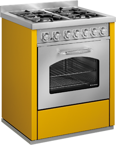 Cucine a gas GD7 - DeManincor S.p.a.