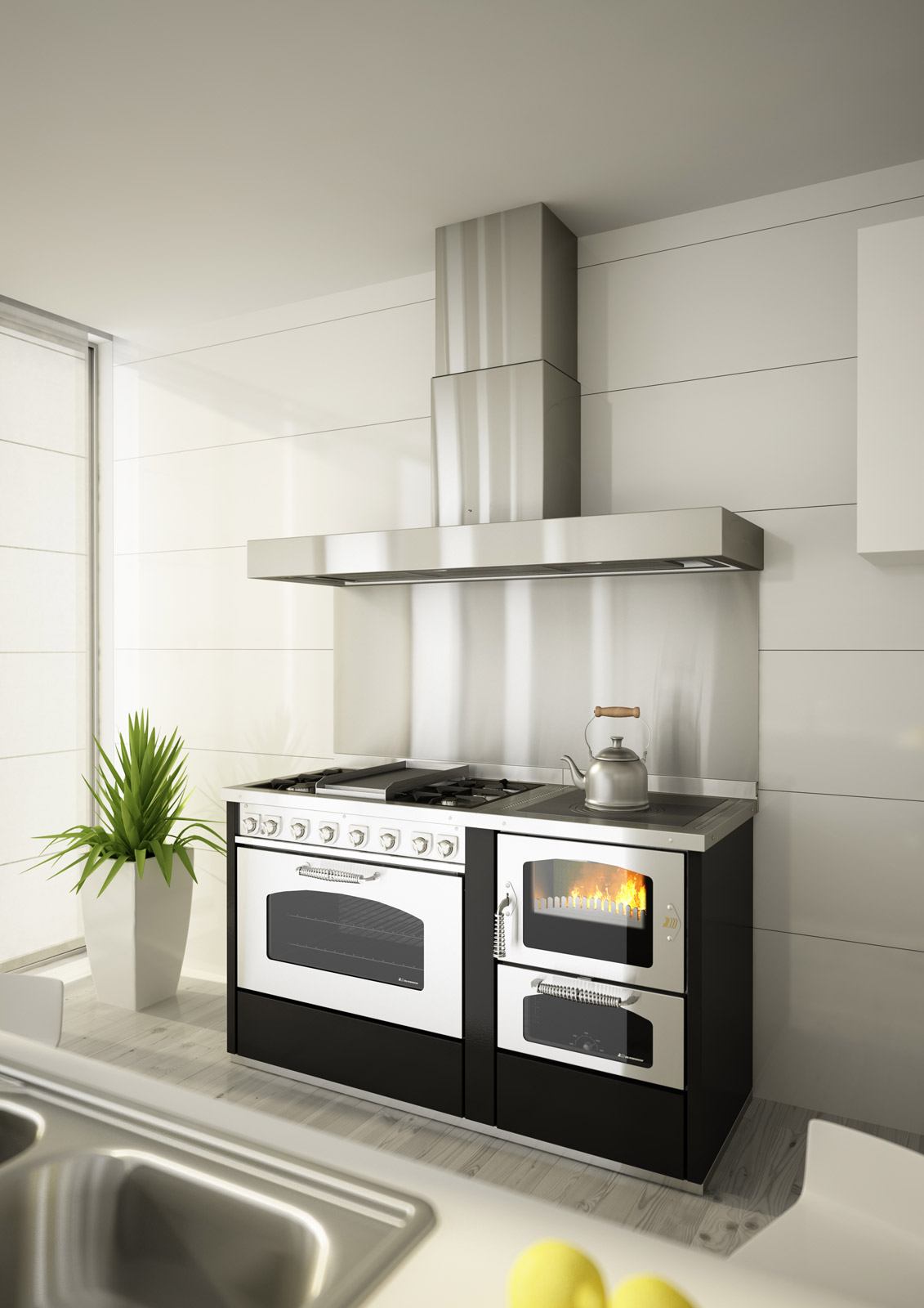 D6 demanincor s p a - Presa d aria cucina ...