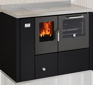 Cucine a legna termocucine e termostufe demanincor s p a - Configura cucina ...